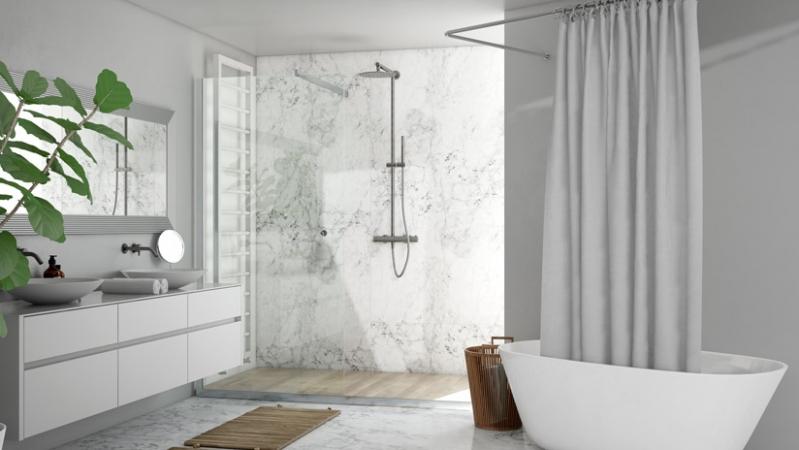 Impermeabilizzazione doccia: i vantaggi nell'uso della membrana