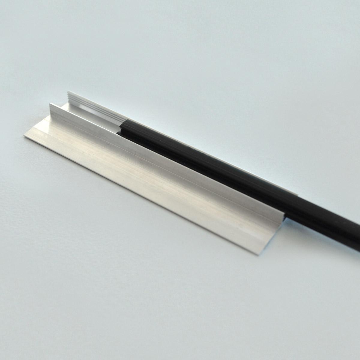 Profili per pavimenti Accessori CLB40ANF+CL40P Profilitec