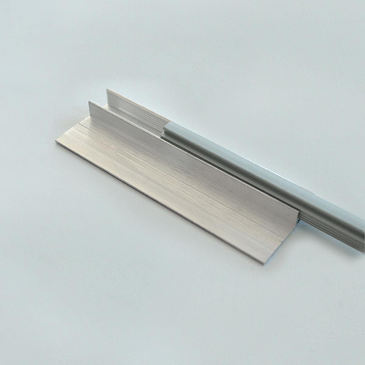 Profili per pavimenti Accessori CLB80ANF+CL80P Profilitec