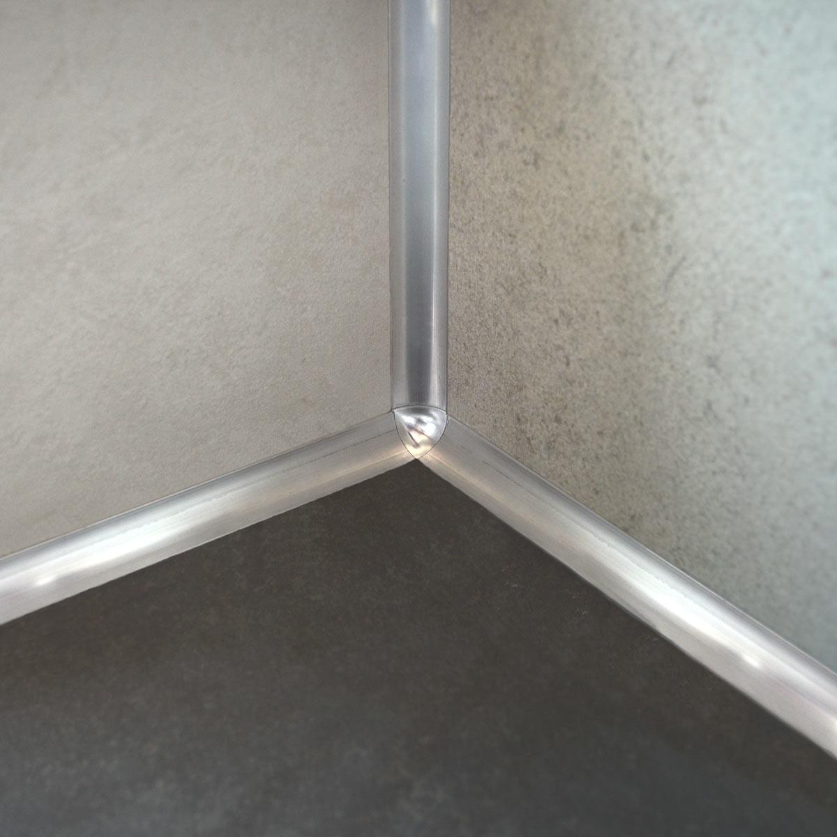 Profili per rivestimenti Accessori Sanitec SBT10 Profilitec