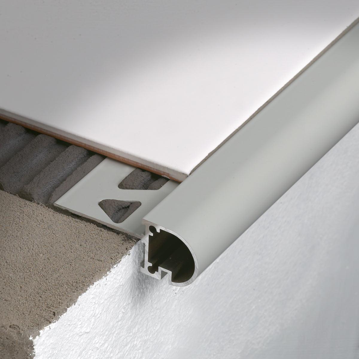 Terrazze Bordi di protezione per balconi Profilitec