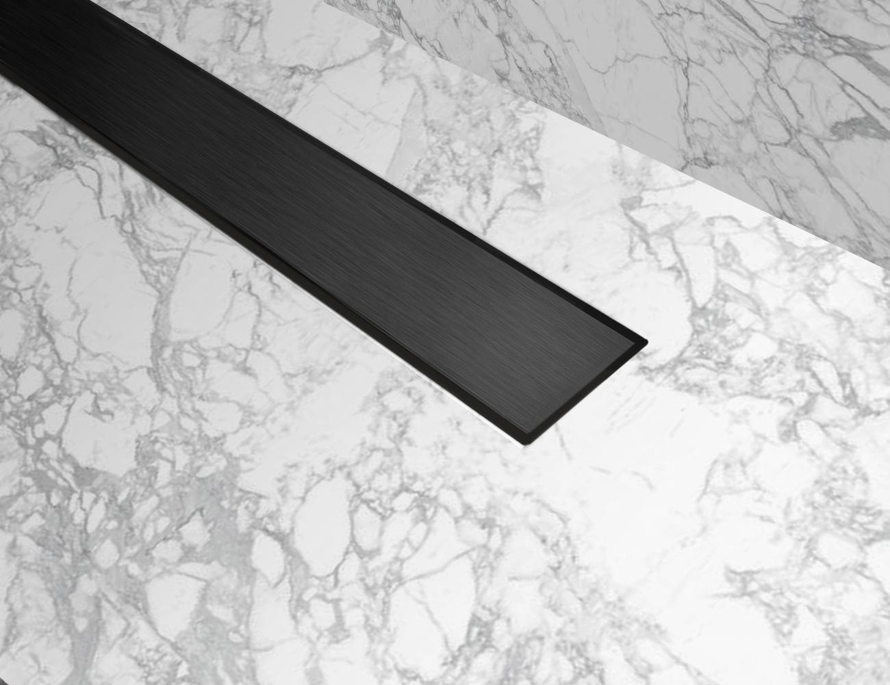 Drenaggio Cover per Pilette lineari doccia a filo pavimento Profilitec