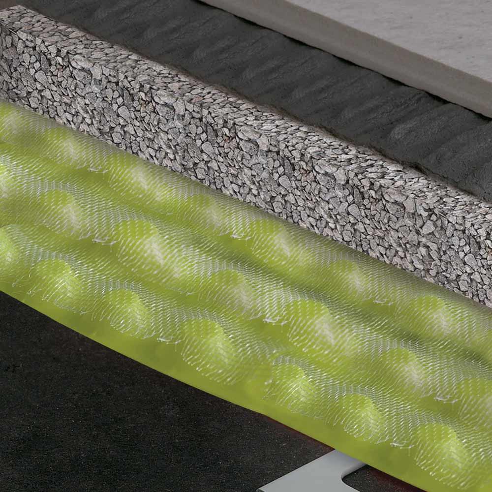Membrane Membrana drenante per pavimenti Profilitec