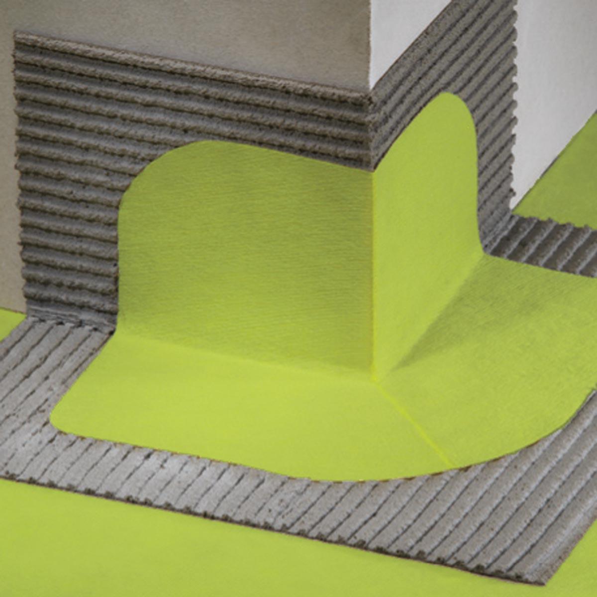 Membrane Membrana adesiva impermeabile per angoli Profilitec