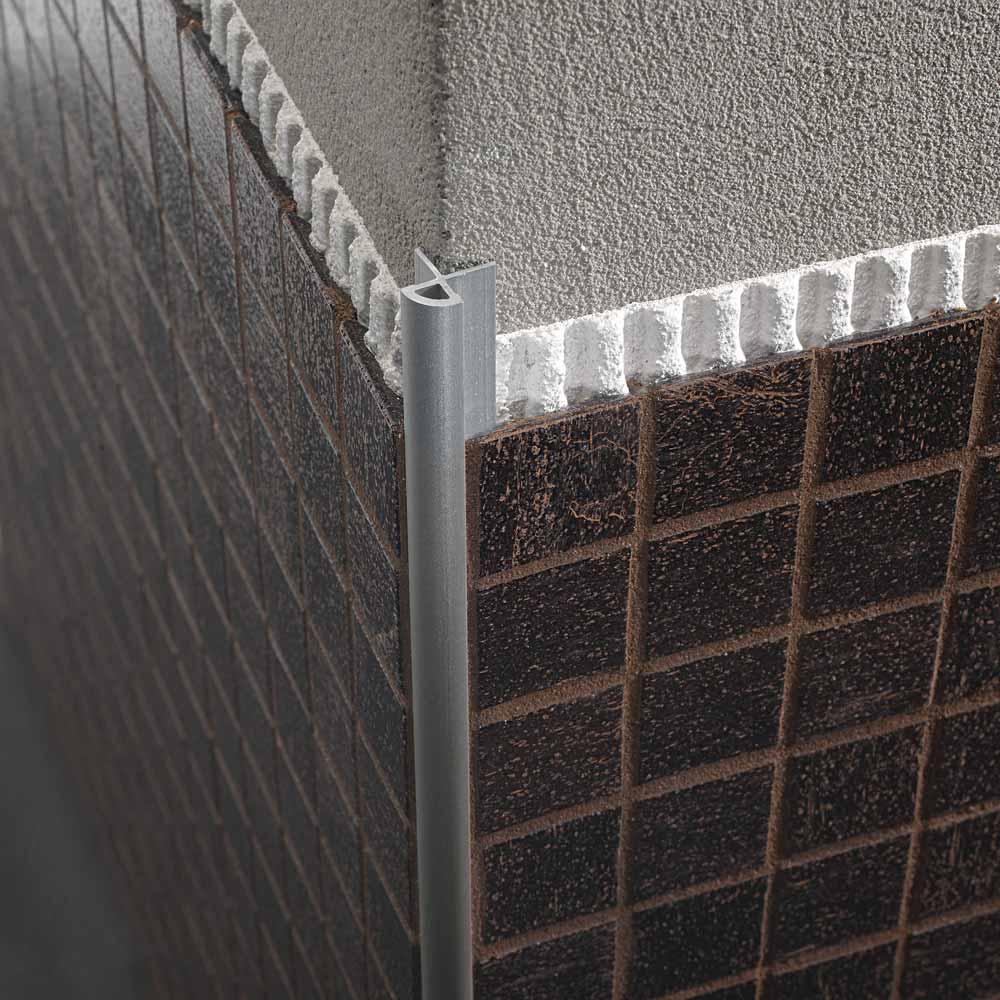 Profili per rivestimenti Profili sottili per pareti Profilitec