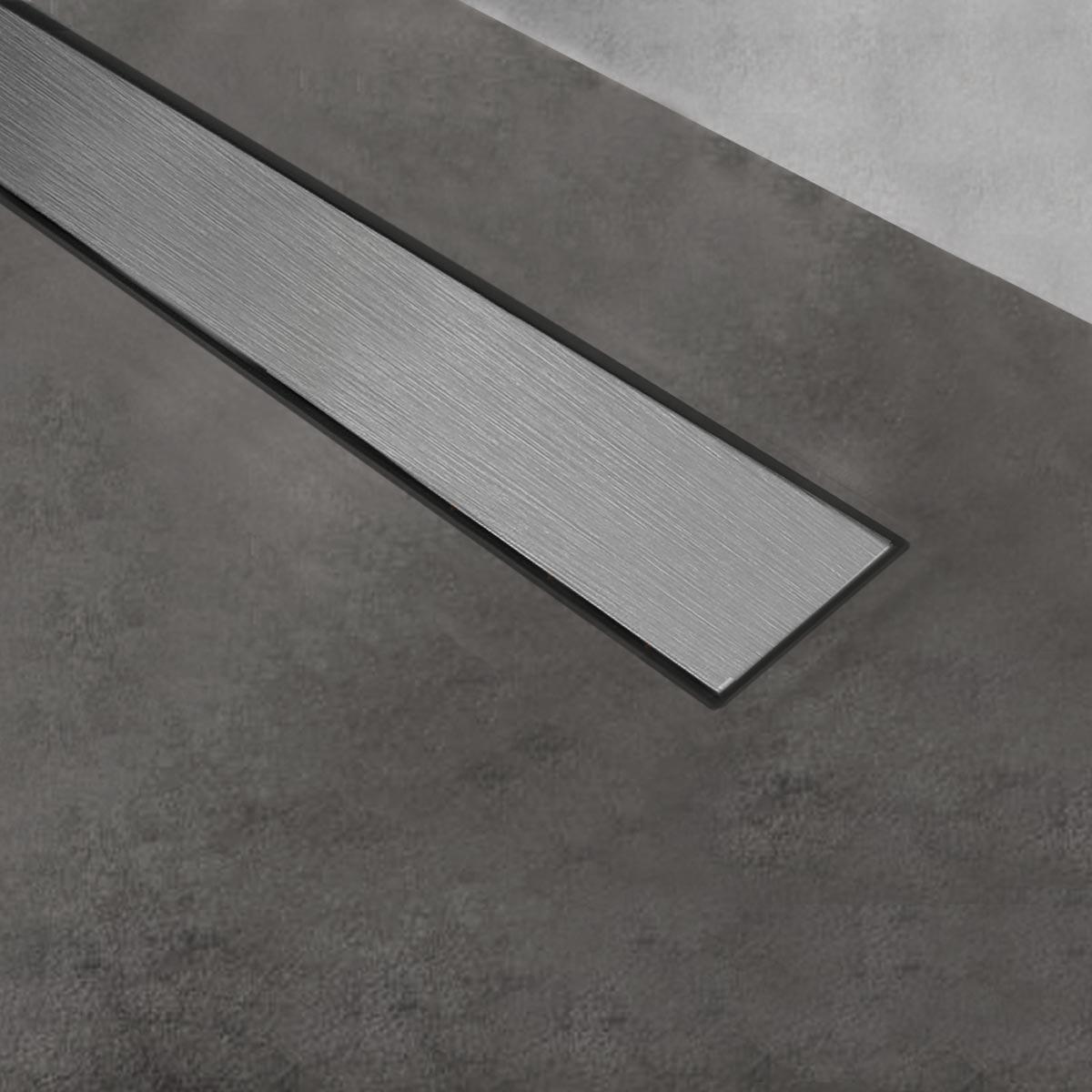 Sistemi di Drenaggio Showertec Linear STL C IS Profilitec