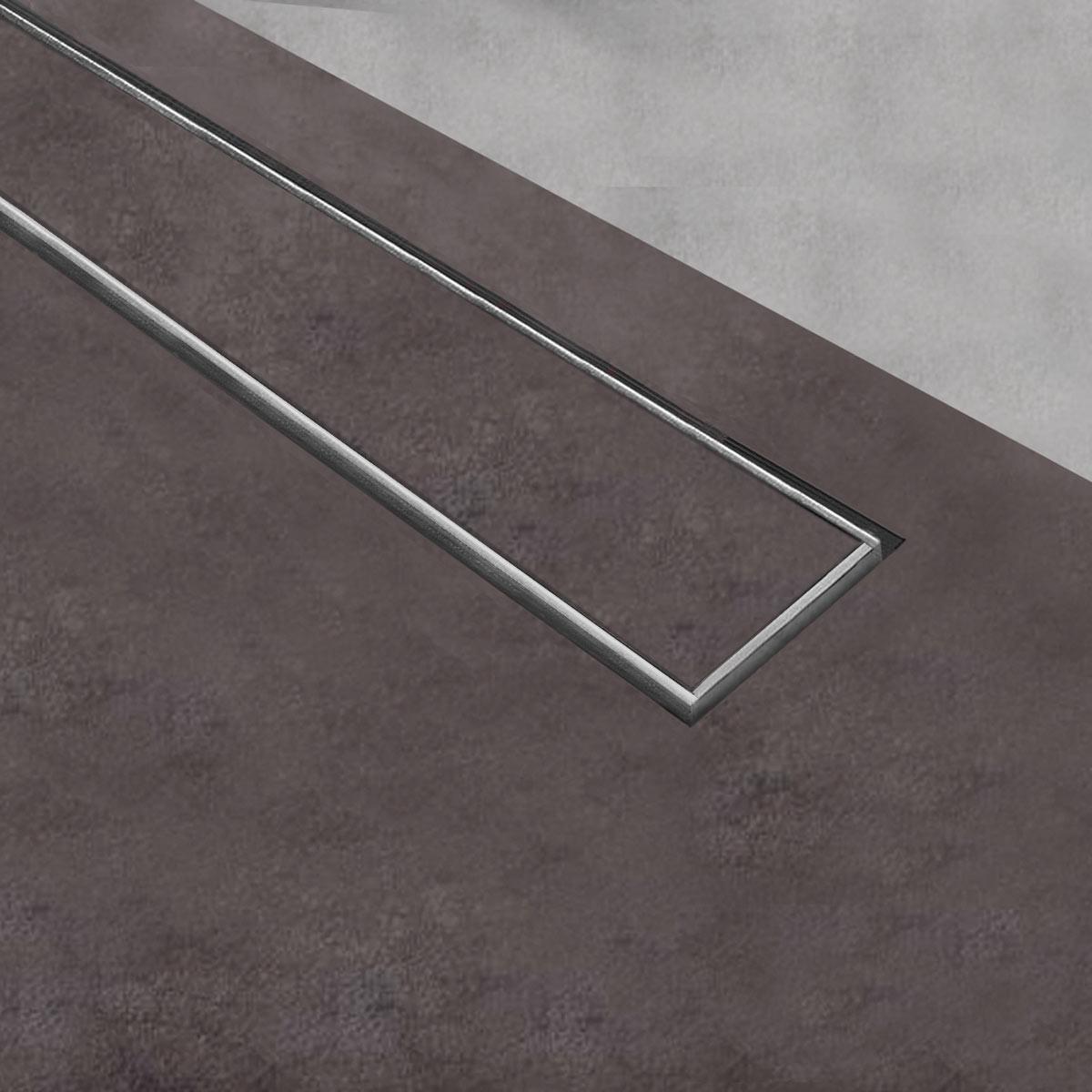 Sistemi di Drenaggio Showertec Linear STL CTF Profilitec