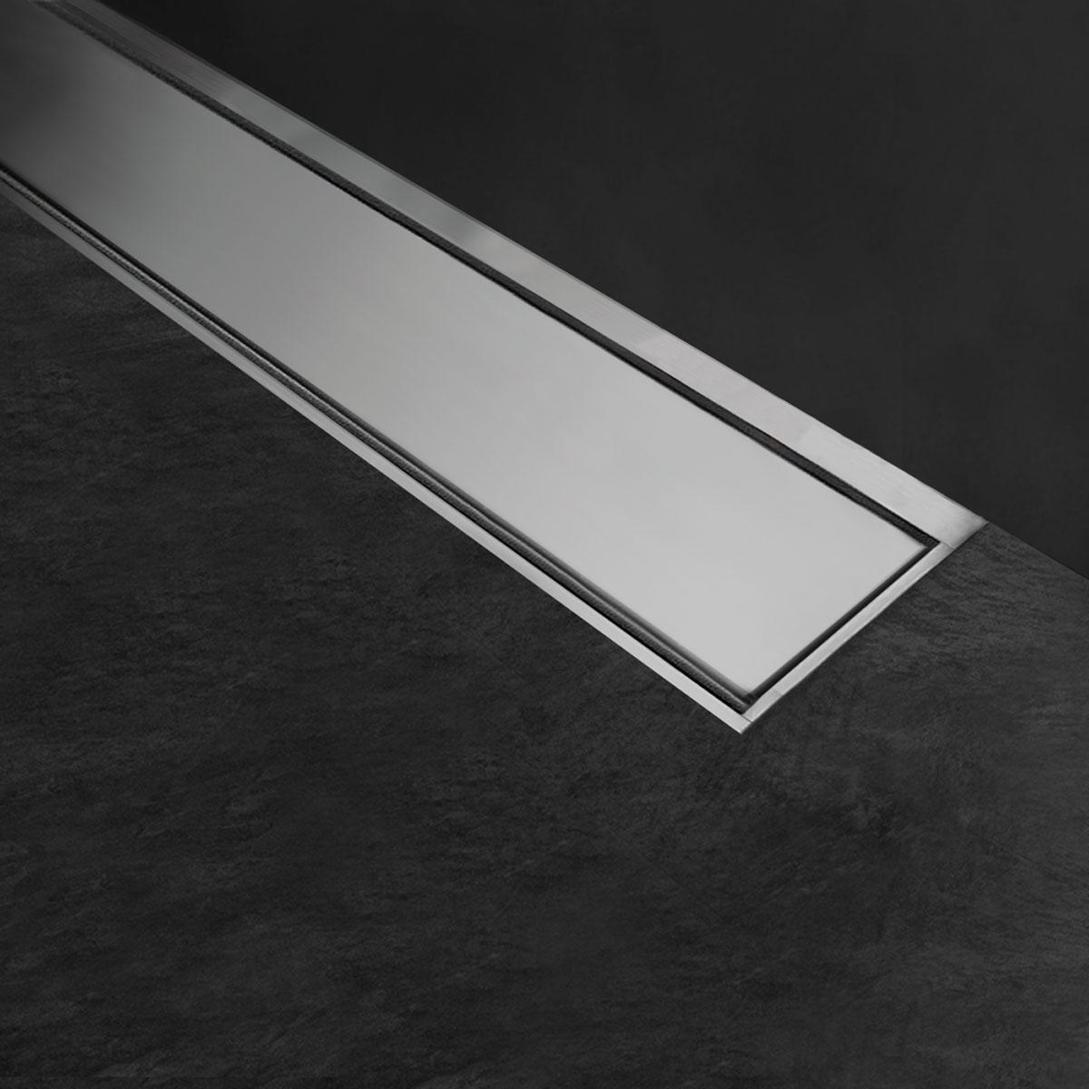 Sistemi di Drenaggio Showertec Linear STL WF Profilitec