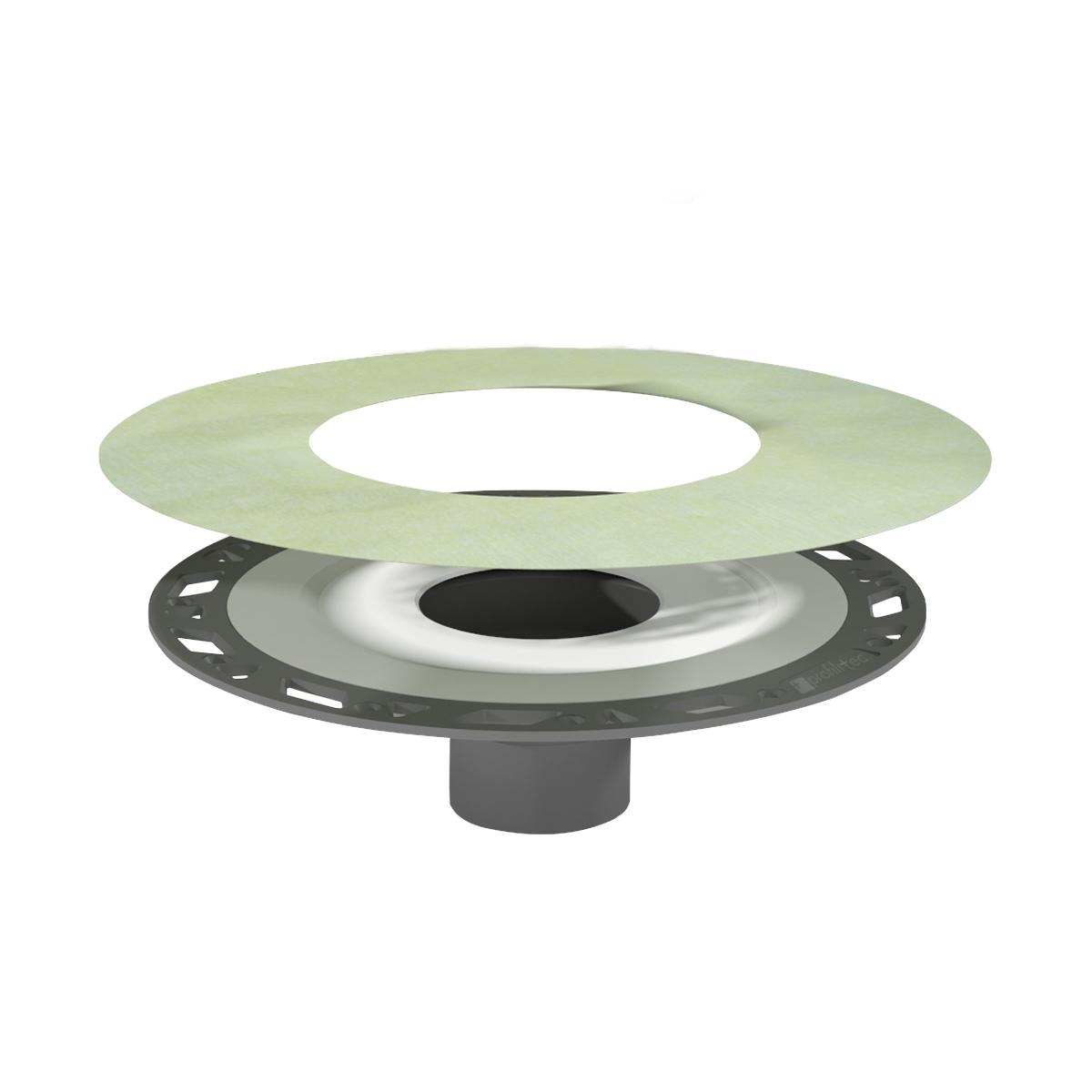 Sistemi di Drenaggio Showertec STC Kit Flangia Profilitec