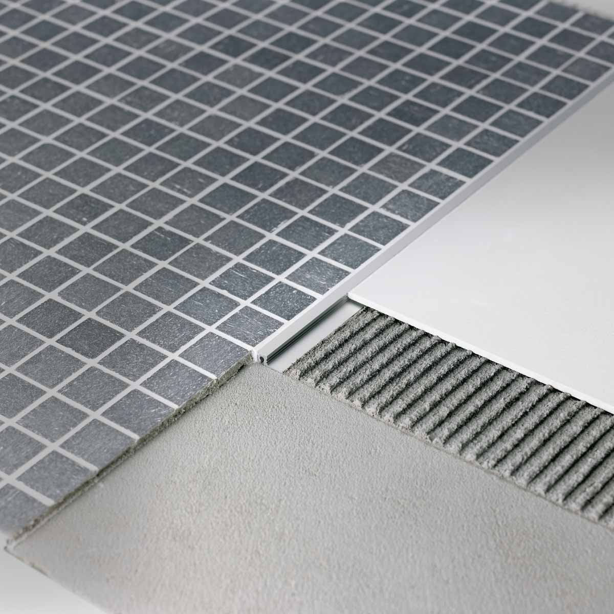 Profili per pavimenti Mosaictec SJM 44 AS Profilitec
