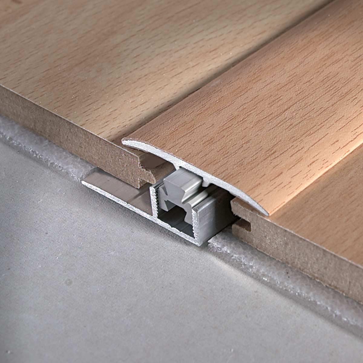 Profili per pavimenti Multiclip CLG 370 Profilitec