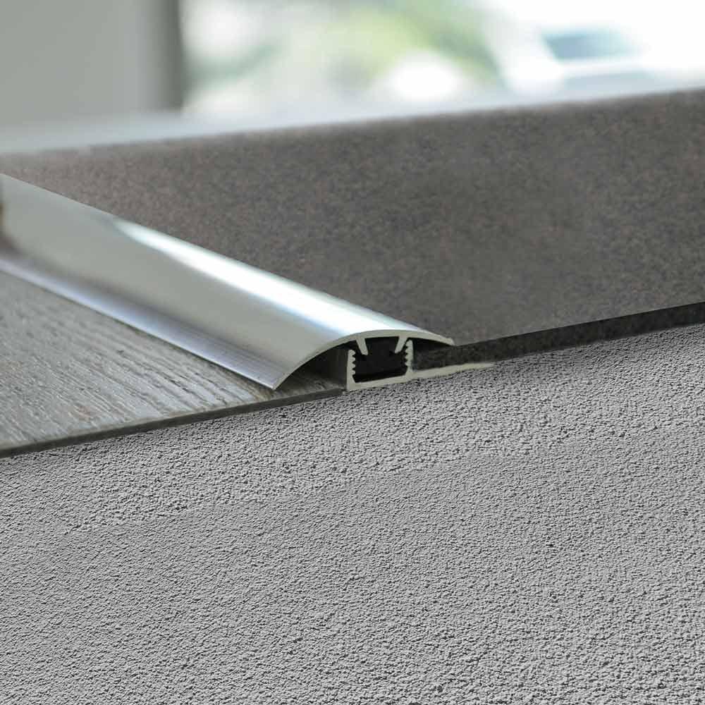 Profili per pavimenti Multiclip LVT CLF 320 AS Profilitec