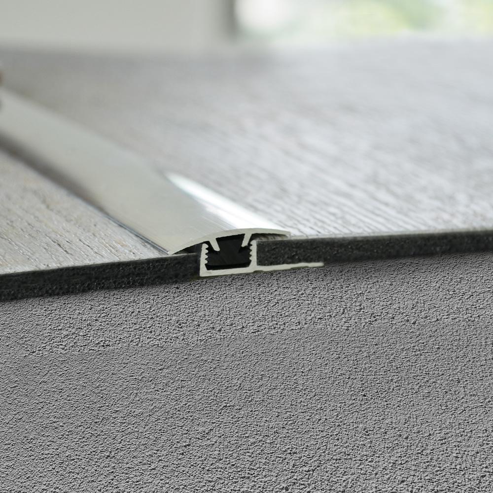 Profili per pavimenti Multiclip LVT CLG 260 AS Profilitec