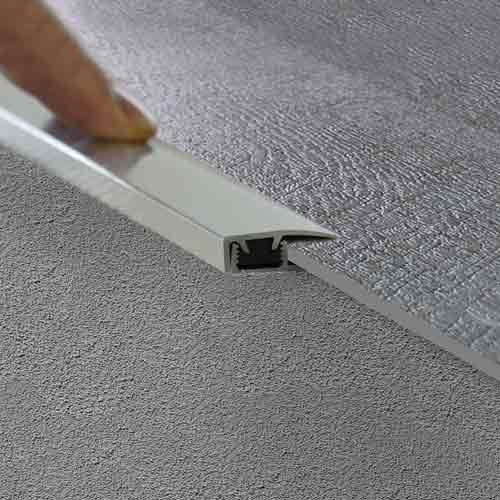 Profili per pavimenti Multiclip LVT CLP 240 AS Profilitec