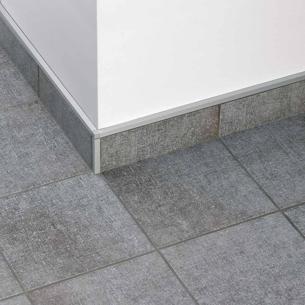 Profili per pavimenti Squarejolly SJ + SJC Profilitec