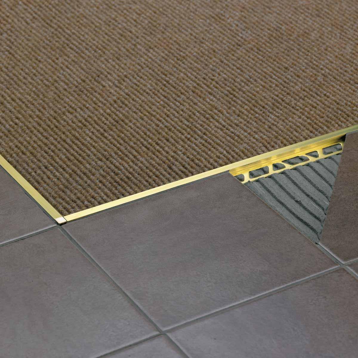 Profili per pavimenti Squarejolly SJ OL Profilitec