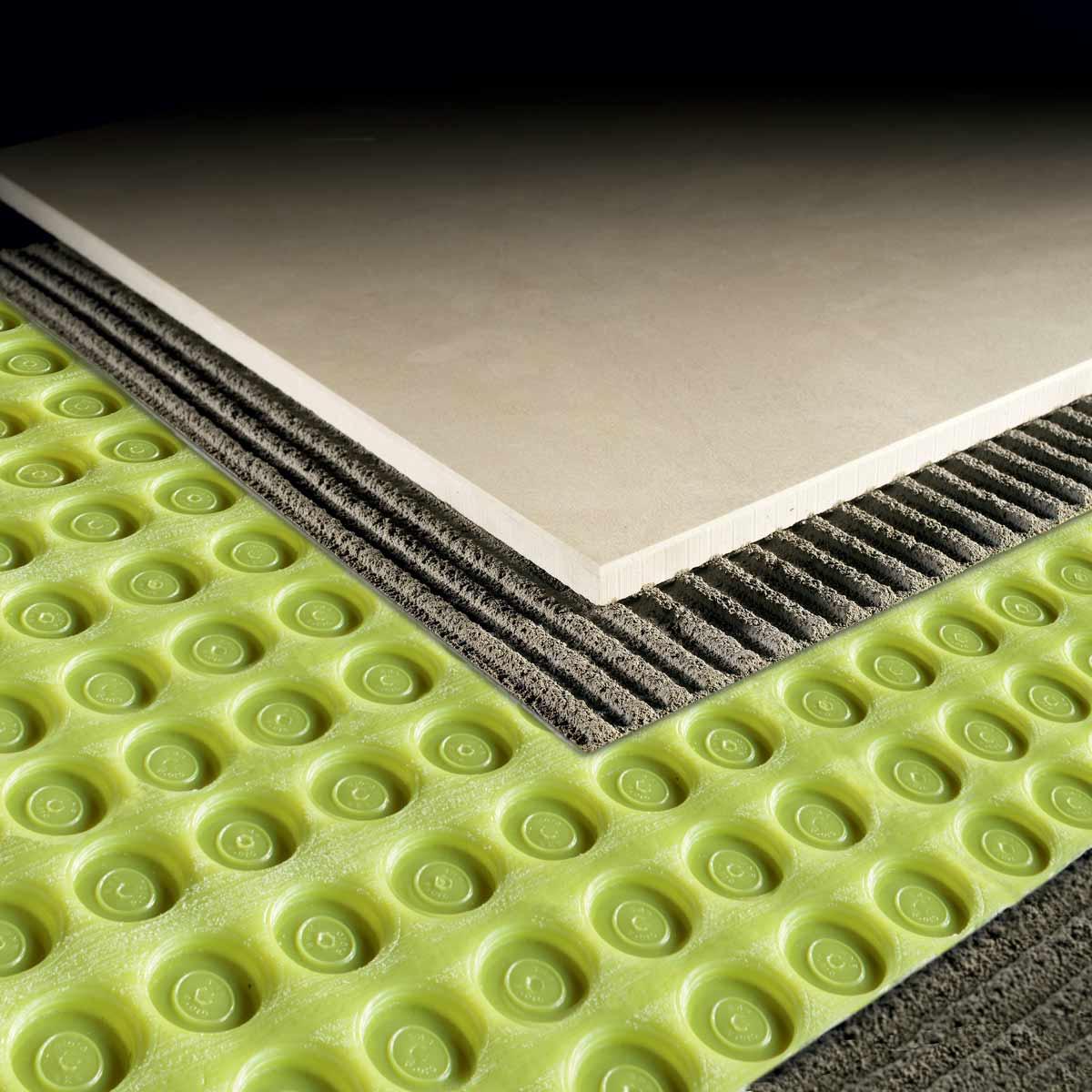 Membrane Floortec Profilitec