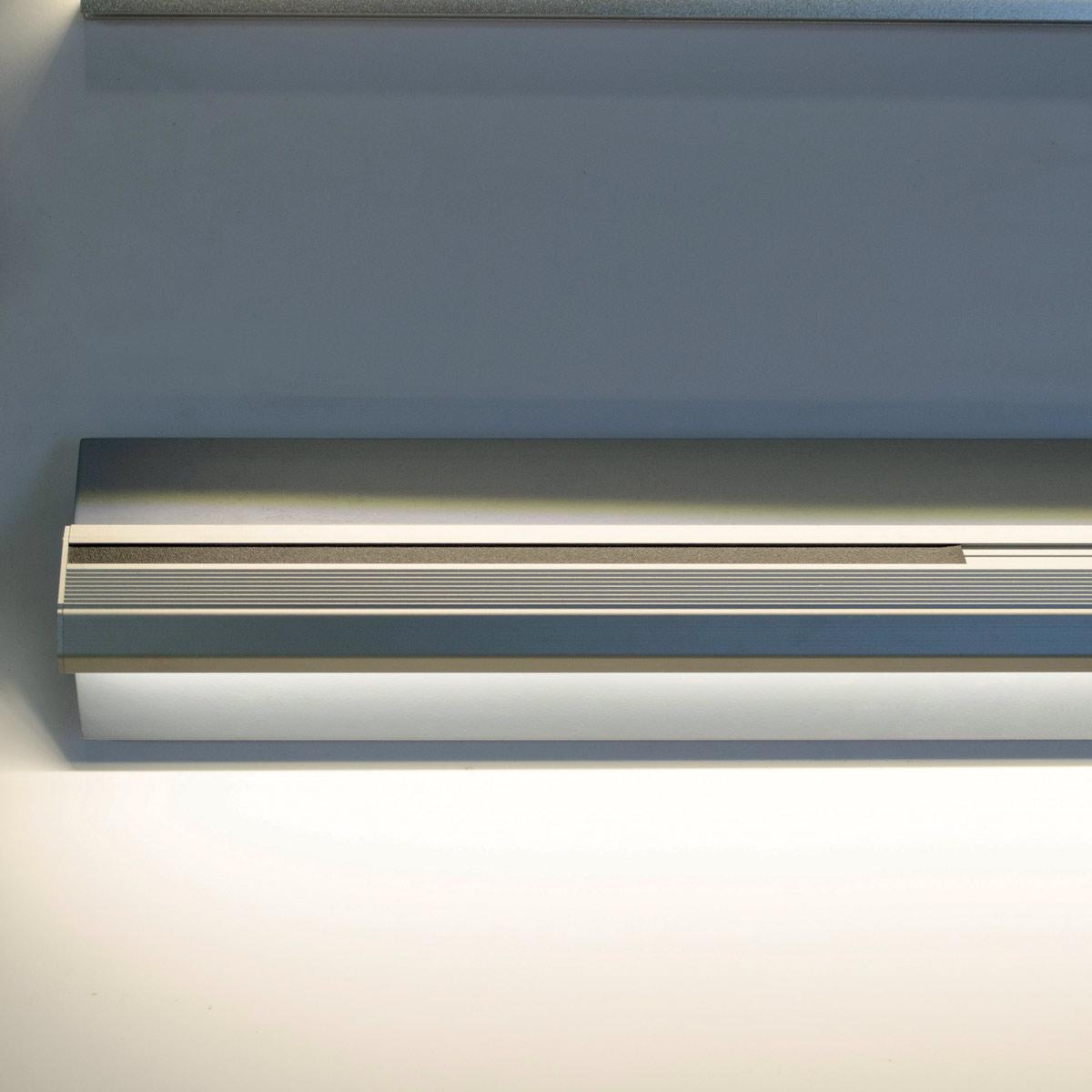 Profili per gradini LED Profiles LES 54 AS Profilitec
