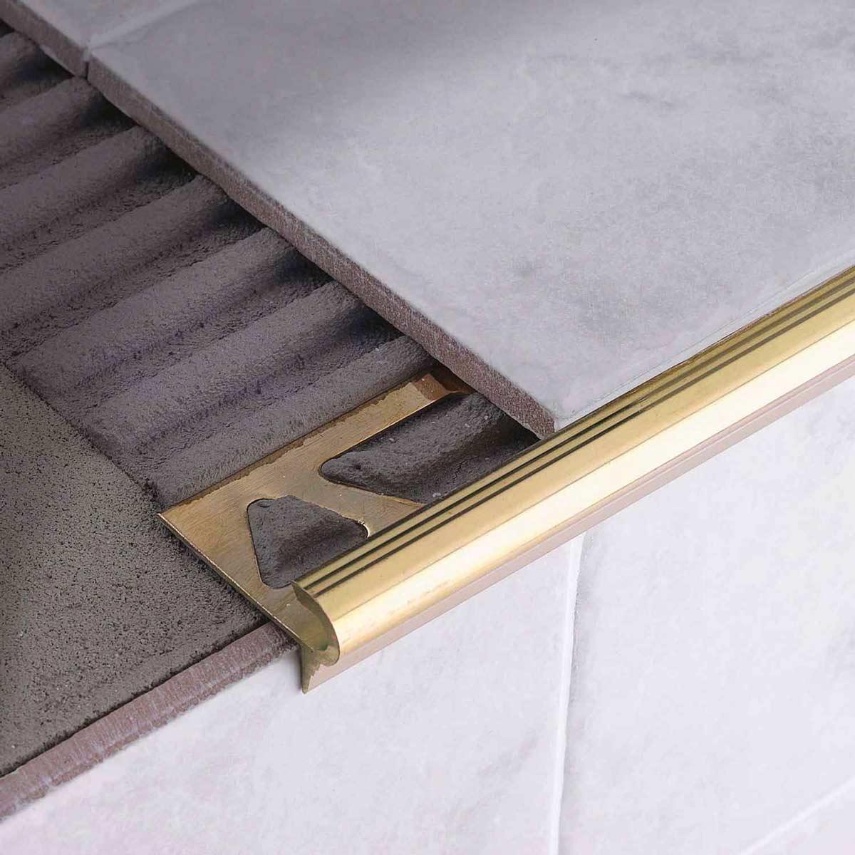 Profili per gradini Stairtec FL OL Profilitec