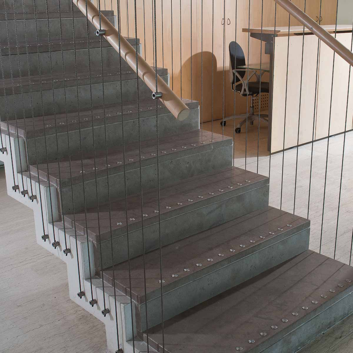 Profili per gradini Stairtec SWR Profilitec