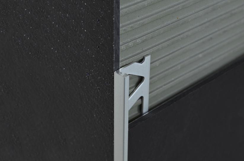 Il profilo angolare sottile in alluminio Kerajolly KJ