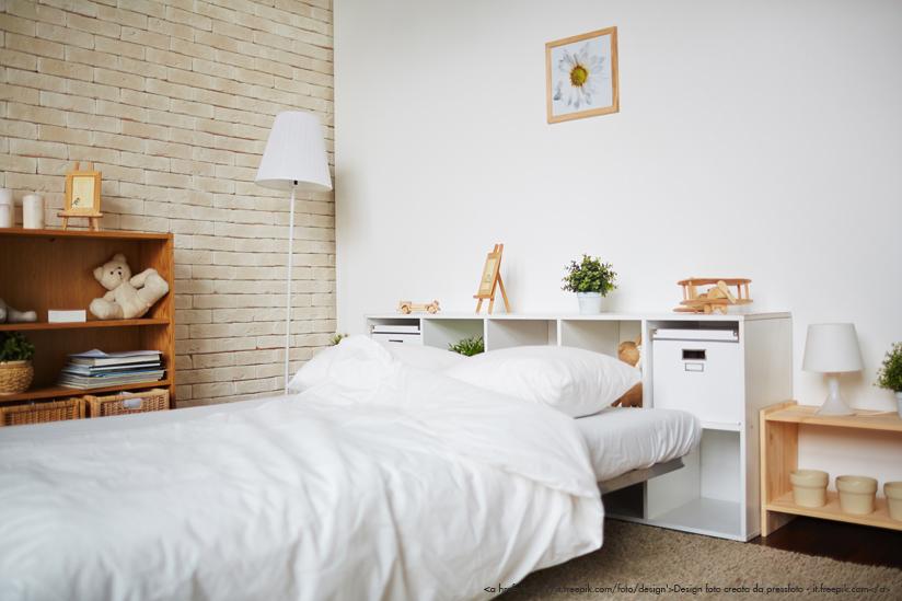 Camera da letto residenza privata