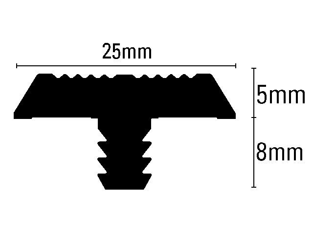Sezione tecnica Stairtec SWP